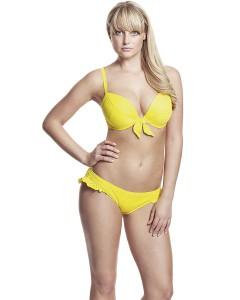 Panache Matilda Plunge bikini top-1