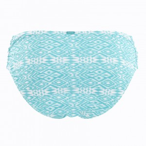 Hattie( Aqua/ White)-8